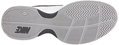 NIKE Men's Court Lite Tennis Shoe, White/Medium Grey/Black, 6.5 D(M) US by Nike (Image #3)