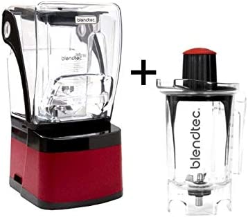 Blendtec – oferta licuadora Blendtec Pro 800 rojo granada + ...