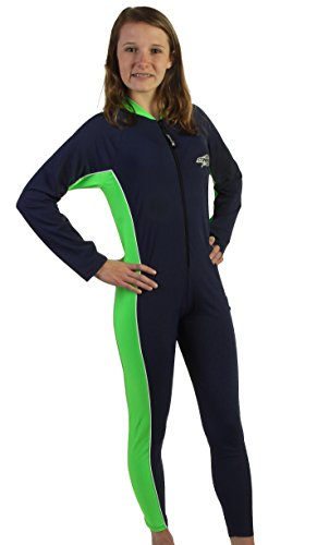 0f3e01350ad8a Stingray UV Sun Protection Full Body Coverage UPF SPF Swimsuit ...