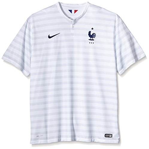 Nike France Away Men's Jersey (XL) (Soccer France Jersey)