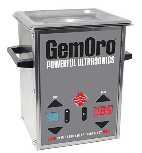 GemOro 3QT SS Ultrasonic - Digital by GG-Gemoro