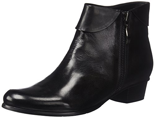 Spring Step Women's Stockholm Boot, black, 41 EU/9.5-10 M US by Spring Step (Image #1)