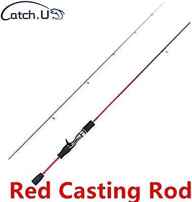 Heeydaa Catch U Ultralight Carbon Fishing Rod Casting Spinning UL ...