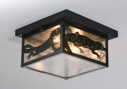 Meyda-Lighting-50121-12Sq-Tropical-Creatures-Flushmount