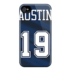 Hard Plastic Iphone 6 Cases Back Covers,hot Dallas Cowboys Cases At Perfect Customized