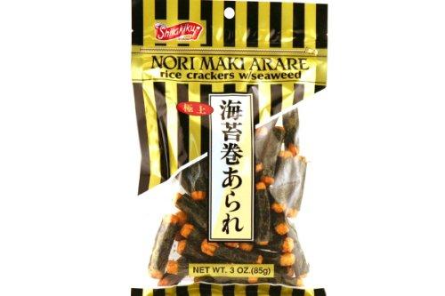 (Nori Maki Arare 3oz (Pack of 12))
