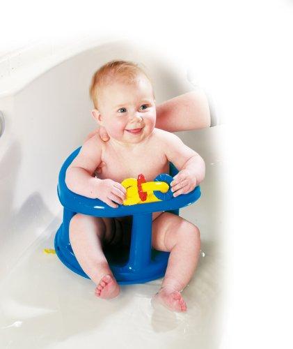 pastel nutzbar ab ca Safety 1st 360/° drehbarer Badesitz 13 kg 6 Monaten bis max ergonomischer Sitz f/ür die Badewanne mit Rollball und 4 Saugn/äpfen