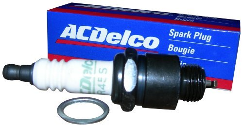 ACDelco R45S Professional Conventional Spark Plug (Pack of 1)