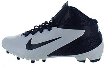 Nike Alpha Velocidad TD Moldeado Tacos de fútbol Azul Marino Azul y Blanco  Zapatos de césped - tamaño 16  Amazon.es  Deportes y aire libre 67daf3d366e34