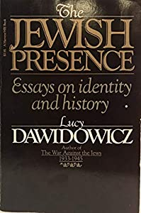 Persuasive Essay Sample Paper The Jewish Presence  Essays On Identity Essays About English also Thesis For An Essay The Jewish Presence Essays On Identity Book By Lucy S Dawidowicz Essay About Paper