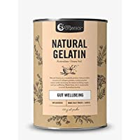 Nutra Organics Natural Gelatin Gut Digestive Health Powder 250 g, 250 grams