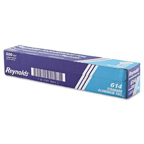 Reynolds Wrap 614 Standard Aluminum Foil Roll, 18