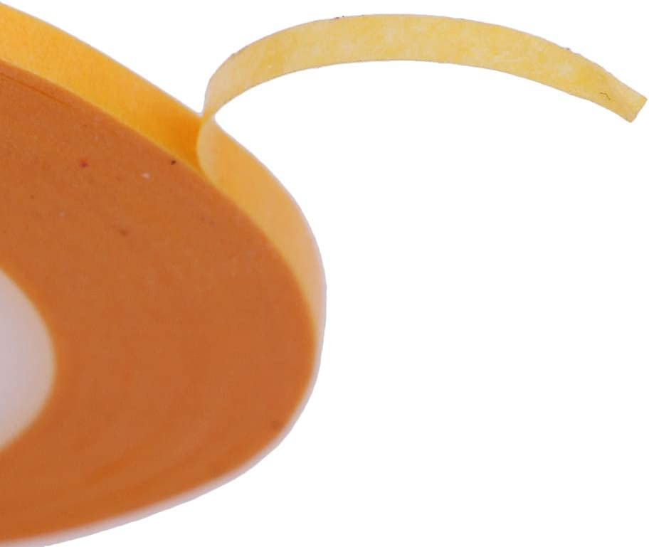 4mm SM SunniMix 2PCS Ruban de Masquage Mod/élisme Ultra-/étroit R/ésistance aux Solvants Model Masking Tape Bricolage Accessoire 3