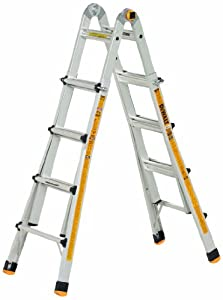 Amazon Com Dewalt Dxl2090 13 Aluminum Multi Purpose Step