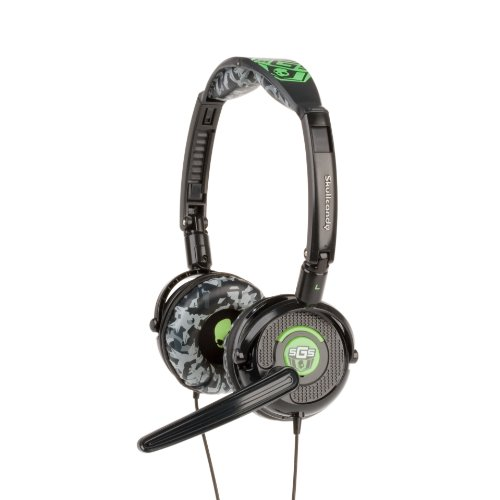 Skullcandy SMLWBX-34 Lowrider Gaming Headset for Xbox 360 (Discontinued by Manufacturer)