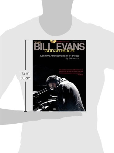 Amazon The Bill Evans Guitar Book By Sid Jacobs 0073999992748