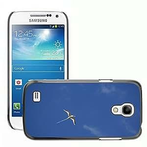 Super Stella Slim PC Hard Case Cover Skin Armor Shell Protection // M00147648 Bird Paille-En-Queues Endemic Sky // Samsung Galaxy S4 Mini i9190
