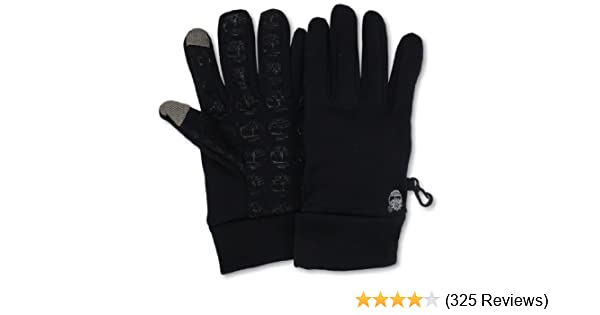 c70f08678 Timberland Men's Commuter Glove Stretch Tree Logo Palm with Touchscreen  Technology