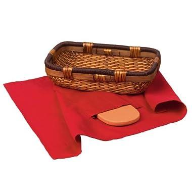 Keilen Bread Warmer and Basket