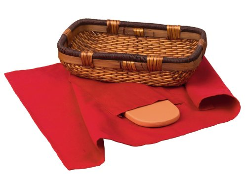 Keilen Bread Warmer and Basket