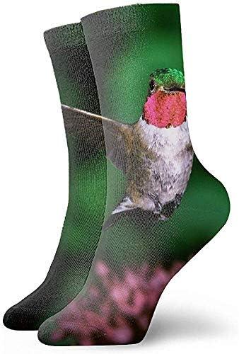Gre Rry Männer/Frauen-Spaß-Kleidersocken - Ren-Winter-Schnee-Bunte lustige Neuheit-verrückte Socken