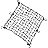 タナックス(TANAX) ツーリングネットV モトフィズ(MOTOFIZZ) ブラック LLサイズ(60L) MF-4566