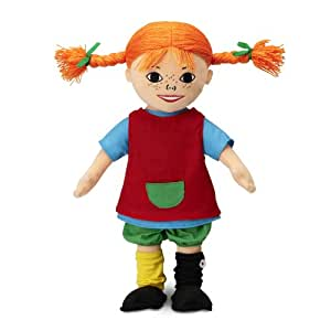 Nicki 44.3715.00 Pippi Langstrumpf - Pipi Calzaslargas (30 cm)