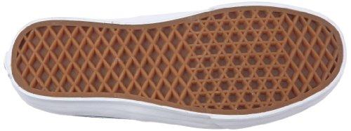 Vans U AUTHENTIC (Suede) turksht VNJV59J - Zapatillas de cuero unisex Turquesa (Türkis/(Suede) turkish tile/true white)