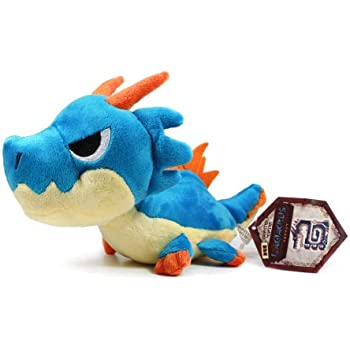 Capcom Monster Hunter Plush - Lagiacrus/Ragiakurusu