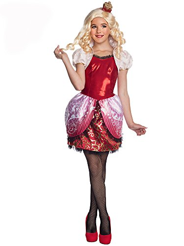 884908 (8-10) Apple White Costume