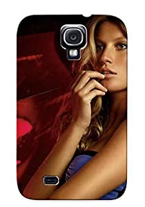 New Arrival Cover Case With Nice Design For Galaxy S4- Gisele Bundchen
