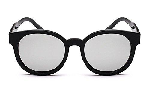 Yurt Voyageur Mode Light Glasses silver réfléchissant Soleil des cocons Trendy Dames CMCL Ultra Lunettes de de gdqnffPw