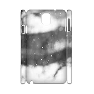 3D Samsung Galaxy Note 3 Case Life Snow, - [White] Sexyass