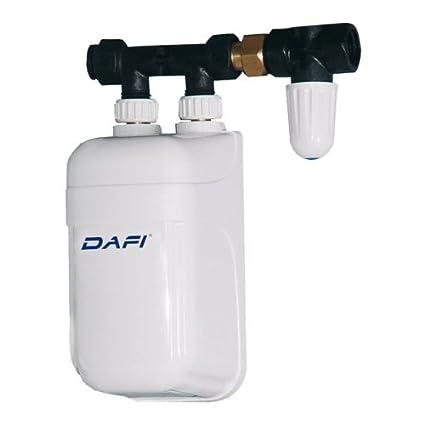 Dafi - Mini calentador de agua de 3,7 kw - Lavamanos