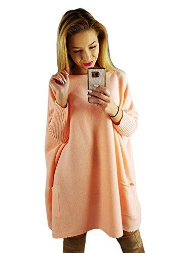 Lsecret  - Jerséi - para mujer naranja
