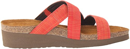 Orange Naomi Women's Naot Wedge Sandal P4HBnqU
