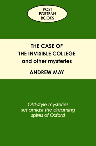 The Case of the Invisible College and Other Mysteries
