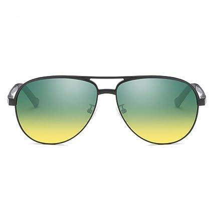 Shisky Gafas Deportivas, Aluminio magnesio día y la Noche polarizadas Deportes Gafas de Sol de