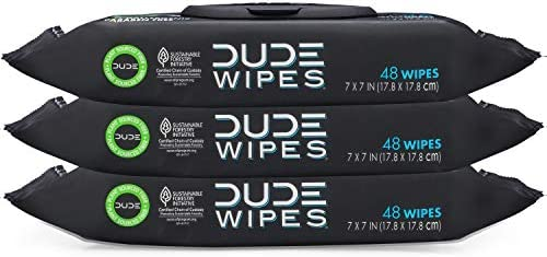 Amazon.com: Dispensador de toallitas mojadas Dude (48 toallitas ...
