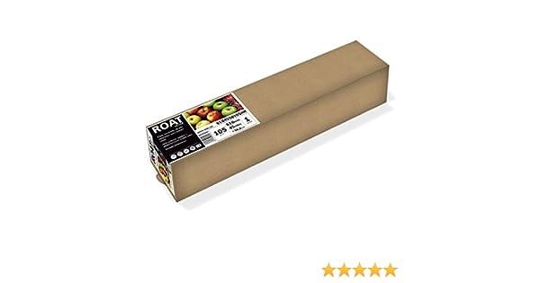 HR 6104550105HR – Rollo de papel inkjet de alta resolución de 105 gr, 610 mm x 45 mtrs, para todo tipo de plotters, 1 ud/caja: Amazon.es: Oficina y papelería