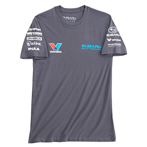 (Subaru Rally Tee Shirt Impreza Sti T shirt Official Genuine WRX NEW 2017 VERSION (XXL))
