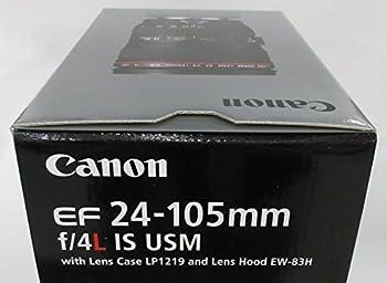 Canon Ef 24-105mm F4l Is Usm Zoom Lens - White Box (New) (Bulk Packaging) 3