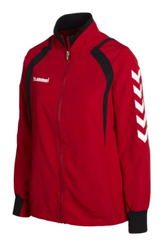 Hummel Zip team player micro - Camiseta true red (true red)