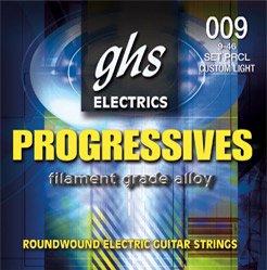 GHS PRXL 09-42 Progressives Series×12SET エレキギター弦   B00NCZE0HE