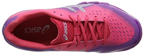 Asics Gel-blade 6 Hall Schoenen Violet (orchidee / Prune / Rouge Red 3633)