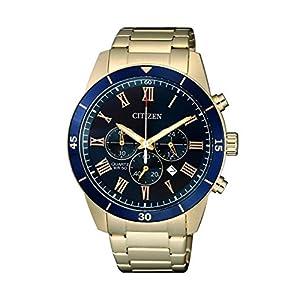 Citizen Analog Blue Dial Men's Watch-AN8169-58L