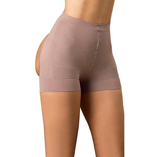 ONTBYB Women Body Shaper High Waist Tummy Control Butt Lifter Panties