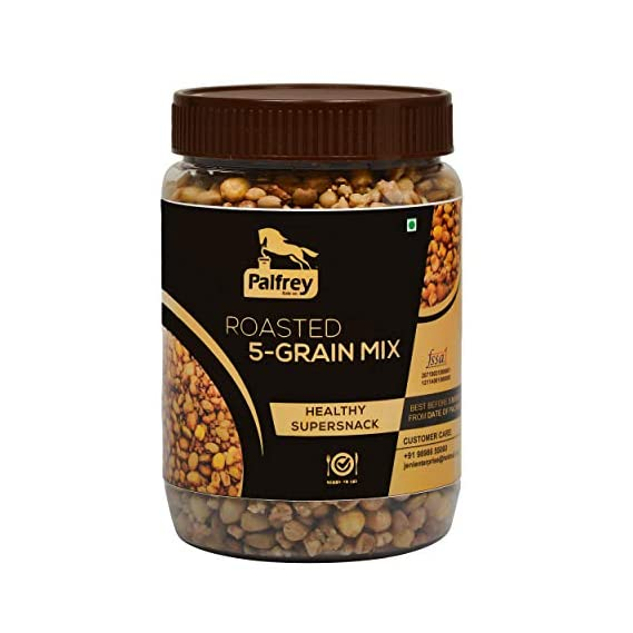 Palfrey Roasted 5-Grain Mix Supersnacks 300g (Pack of 1)