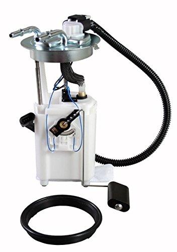 Electric Fuel Pump for 2004-2003 CHEVROLET SSR V8-5.3L & GMC ENVOY XL V8-5.3L