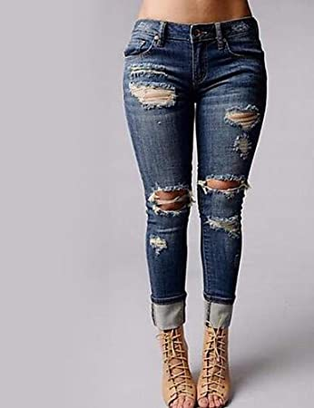 Solid Colored High Rise//Fall YFLTZ Womens Skinny Jeans Pants